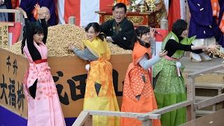 2017年2月3日。NHK朝ドラ『べっぴんさん』ヒロインの芳根京子さんが...