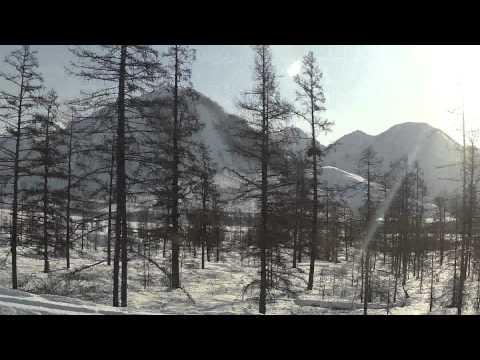 Chukotka 2012. Days 5 - 8. Yakutsk - Kadykchan.