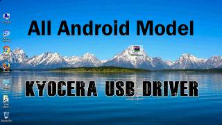 How to Install Kyocera USB Driver for Windows | ADB and FastBoot