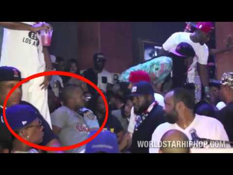 Steve Francis Got Choked Out By Stephen Jackson In Houston Club [VIDEO]