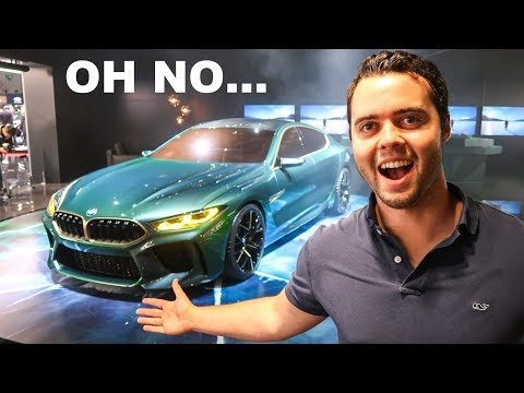 HUGE PROBLEM WITH THE BMW M8...