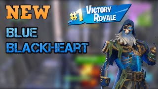 New blue blackheart gameplay, but form a random bot. [Fortnite}