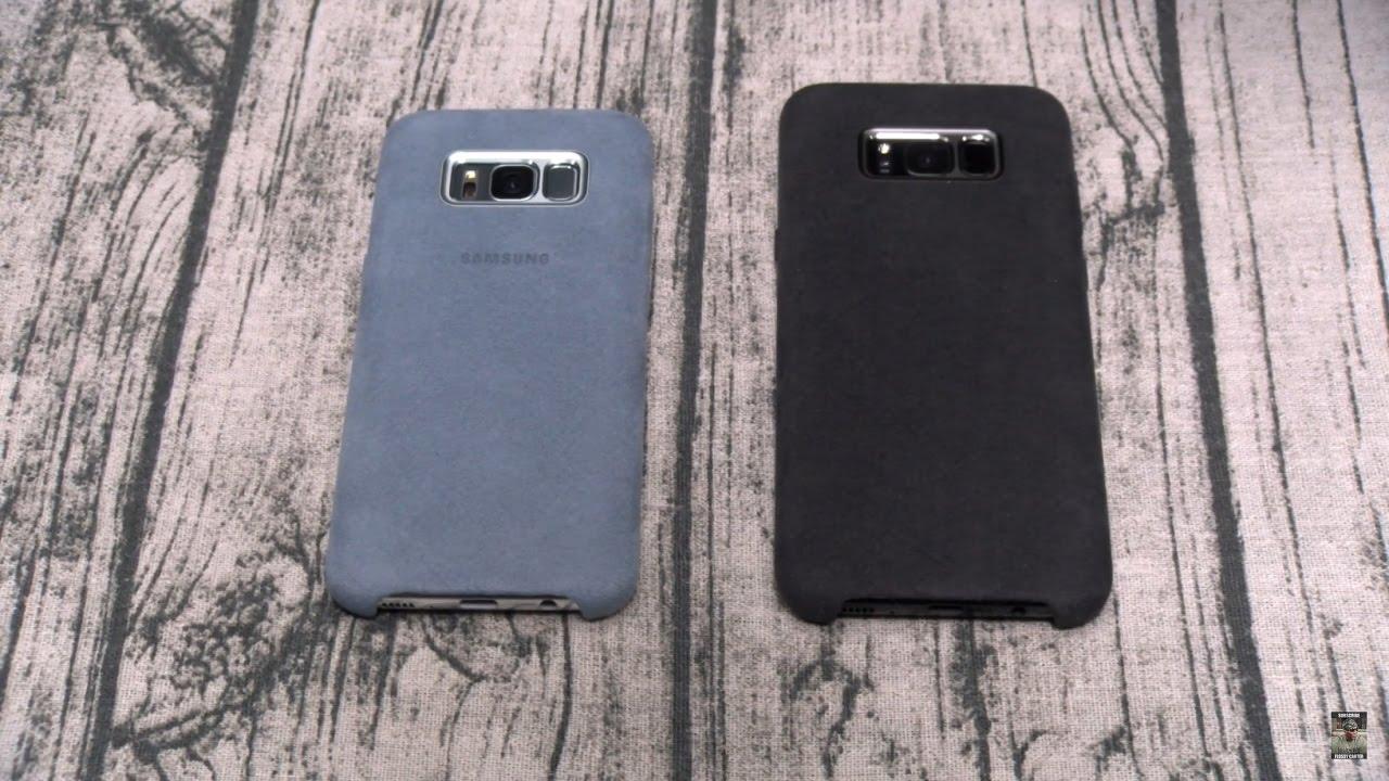 samsung s8 alcantara phone case