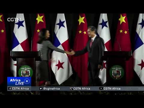 Chinese FM Wang Yi in Panama City for opening of embassy