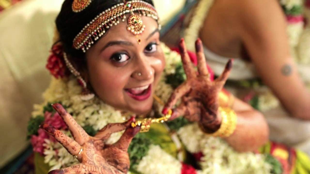Aparna Vignesh Wedding Music Video YouTube