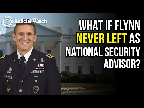 "FLYNN: ""If I Stayed On As National Security Advisor, Mueller Probe Would Not Have Happened!&quo"