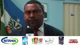 Luizinho fala do PL 142 incentivando a instalação de empresa em Quixeré