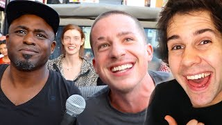 Download SINGING TO STRANGERS WITH CHARLIE PUTH!! Mp3 and Videos