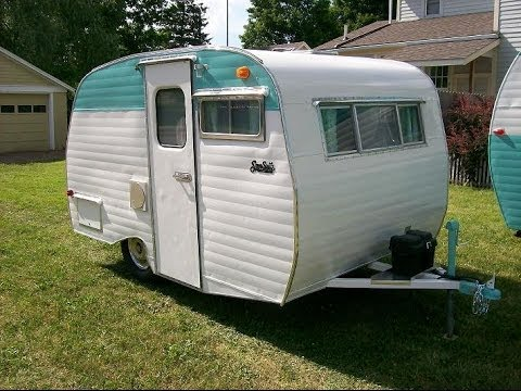 Vintage Trailer Restoration 1967 Serro Scotty