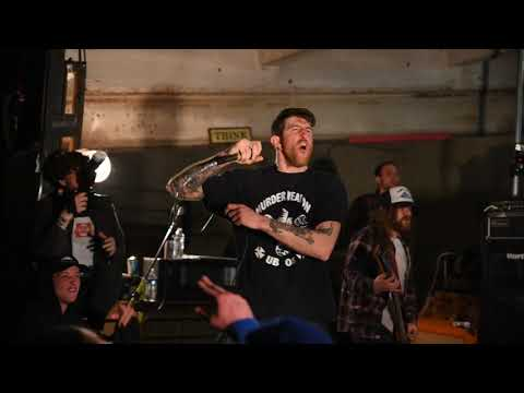 King Nine - The Art of War Live Syracuse NY 4/14/18