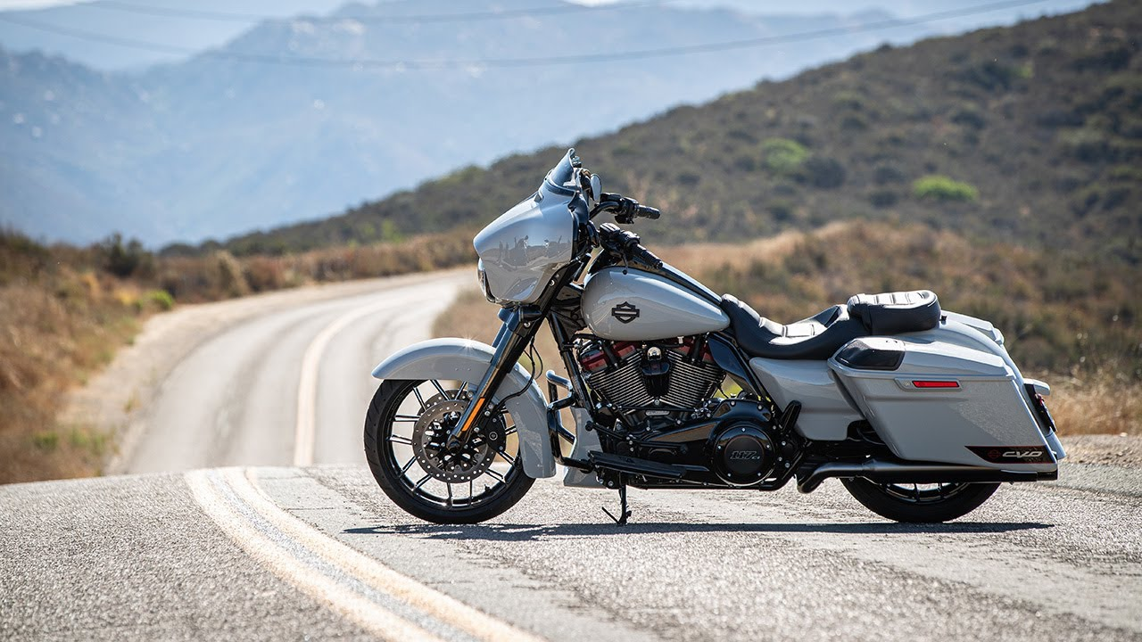 2020 Harley Davidson Cvo Street Glide First Ride Review