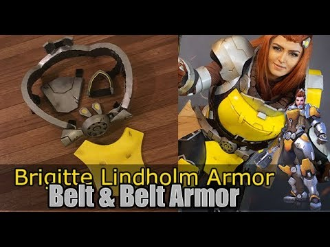 Brigitte Lindholm | Belt & Belt Armor | Cosplay Work Log