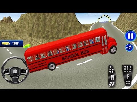 School Bus Simulator 3d Drive Game | School Bus Racing Games | Bus Driving - bus games thumbnail