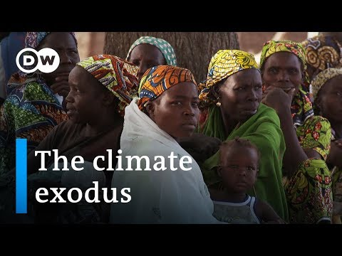 Fleeing Climate Change - The Real Environmental Disaster | DW Documentary
