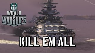 World of Warships - Kill 'Em All