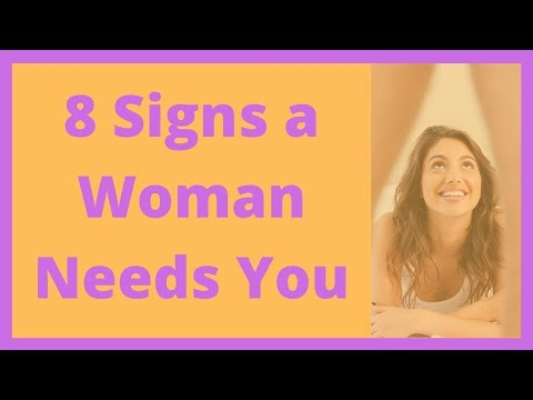 8 Signs a Woman Needs Sex