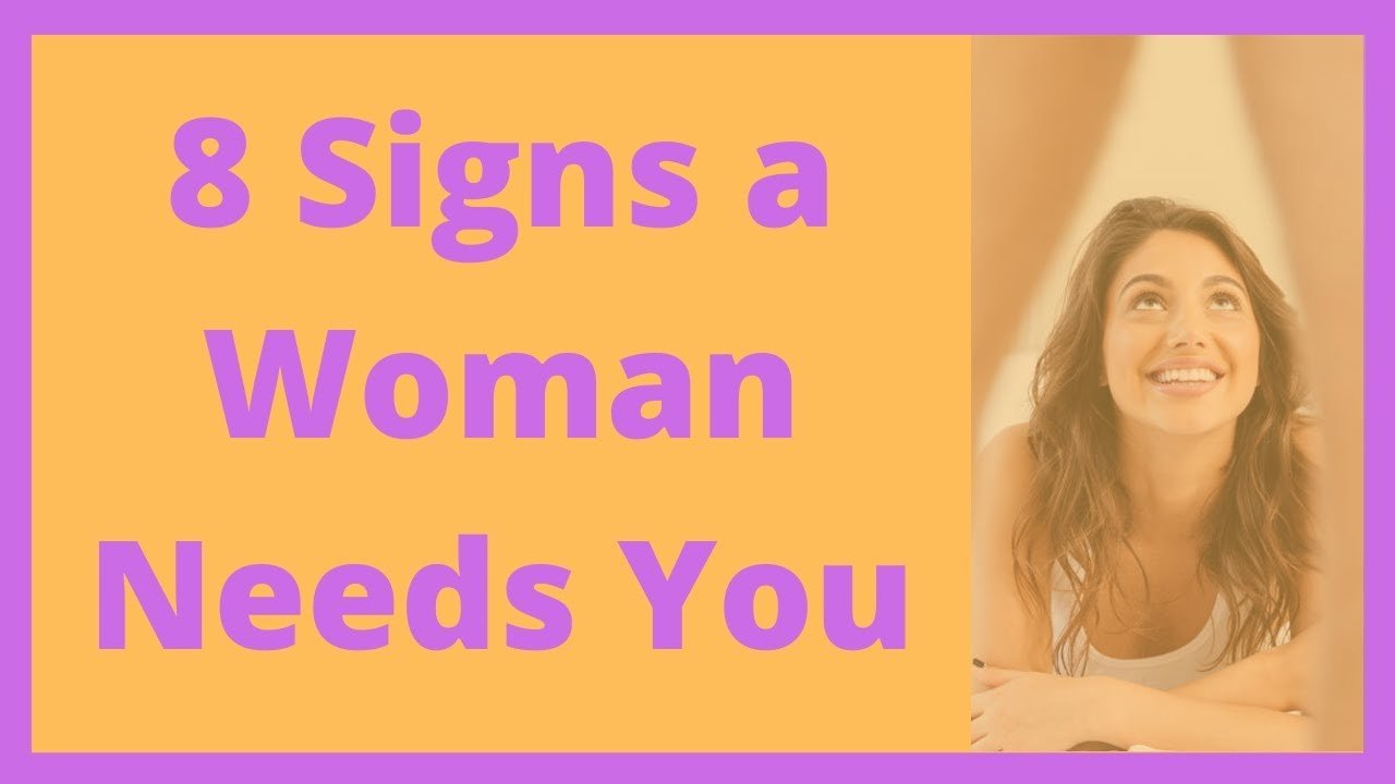 Signs that a women wants sex