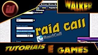 Como Baixar Instalar e Traduzir O RAID CALL RUSSO