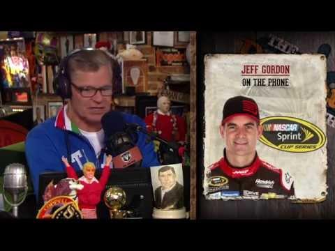 Jeff Gordon on The Dan Patrick Show (Full Interview) 11/2/15