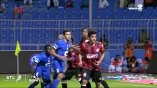 هدف الهلال الثاني ضد الرائد (ليو يوناتيني) في الجولة 9 من دوري جميل