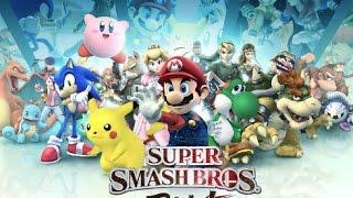 Super Smash Bros Brawl (ITA): Botte e rage!