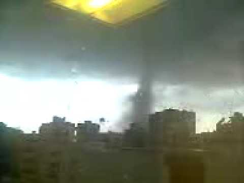 Nicosia Tornado 18-09-2009