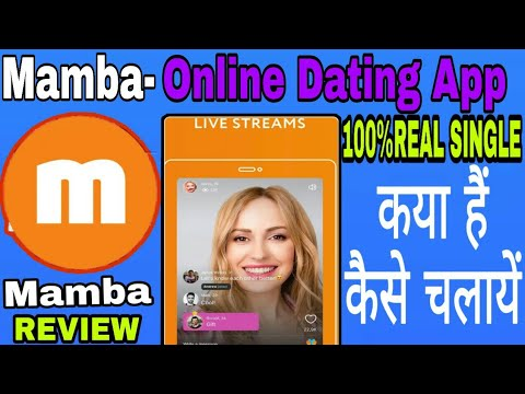 live stream dating apps