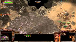 Starcraft II Heart of the Swarm Blind Brutal Run - Rendezvous