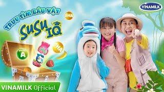 MV TRUY TÌM BÁU VẬT SUSU IQ – Don Nguyễn, Bảo An, Candy Ngọc Hà | Nhạc thiếu nhi cho bé ăn ngon 2019