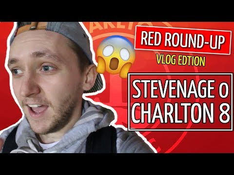 I CAN'T BELIEVE IT! CHARLTON BEAT STEVENAGE 8-0! 😂 - MATCH DAY VLOG   (CHARLTON WEEKLY)