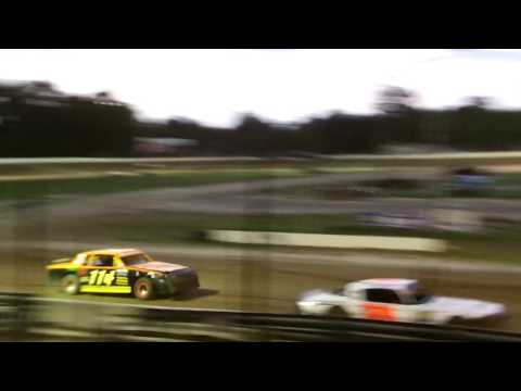 North Florida Speedway thunder heat2 6-3-17