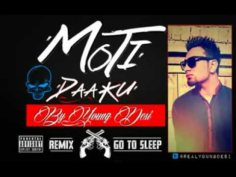 Official Young Desi Moti Daaku Lyrics Included