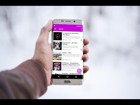 Overview HitzGh Andriod App 2.0
