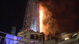 Luksuzni hotel u Dubaiju gorio više od 12 sati