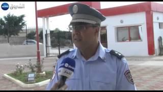 عين تموشنت: وفاة شاب وجرح 16 آخر في حادث مرور خطير