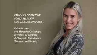 Premio a Odebrecht por la relación con los consumidores