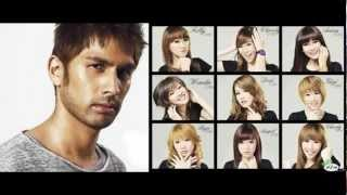 [Mash-Up COVER] Ken Hirai POP STAR & Cherry Belle Brand New Day