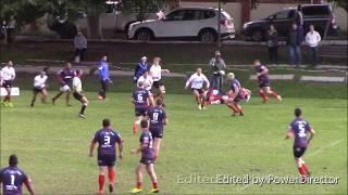 Adriaan (Dian) Rabie 2018/19 rugby highlights