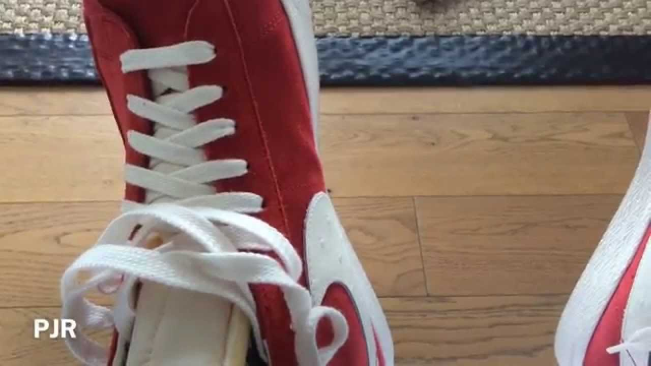 07c8abfb7dd57e Revelation (Nike Blazer Mid Vintage Premium QS Ostrich Pack Beverly Hills  California 2014) - YouTube