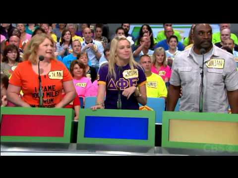ANDROID® Android Watches The Price Is Right 10/11/2013