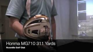 Honma MG710 311 Yards