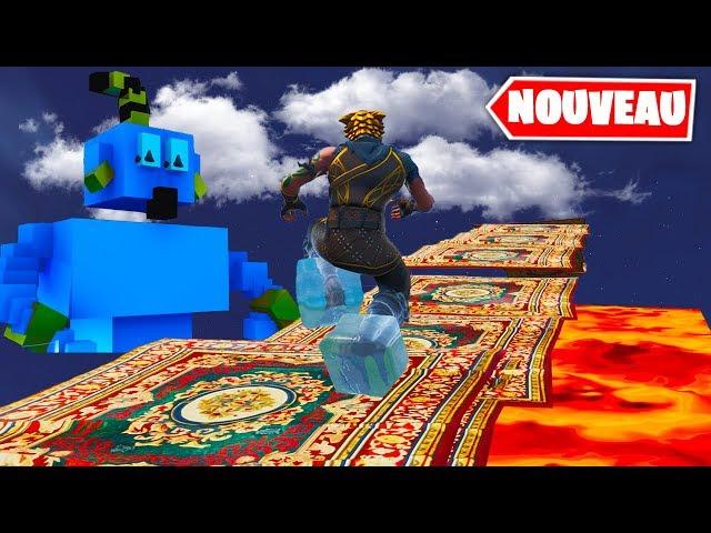 Aladdin : Death Run du Génie ! Fortnite Créatif
