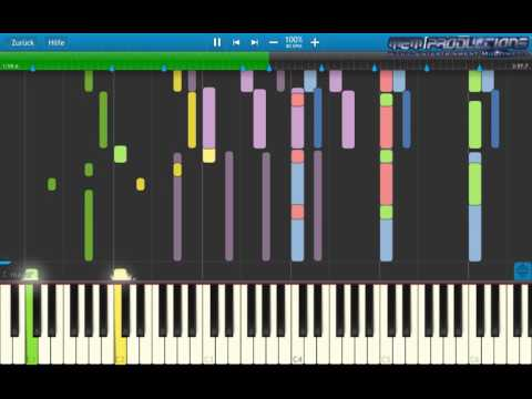 Piano Tutorial: Coolio - Gangsta's Paradise + MIDI Download