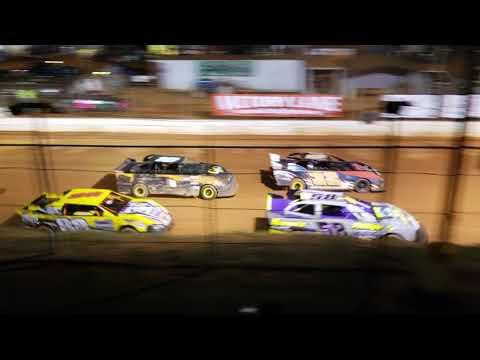 Richard Johnson Memorial 4cyl at Laurens Speedway 5/25/19