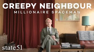 Millionaire Spaceman by Creepy Neighbour - Music from The state51 Conspiracy