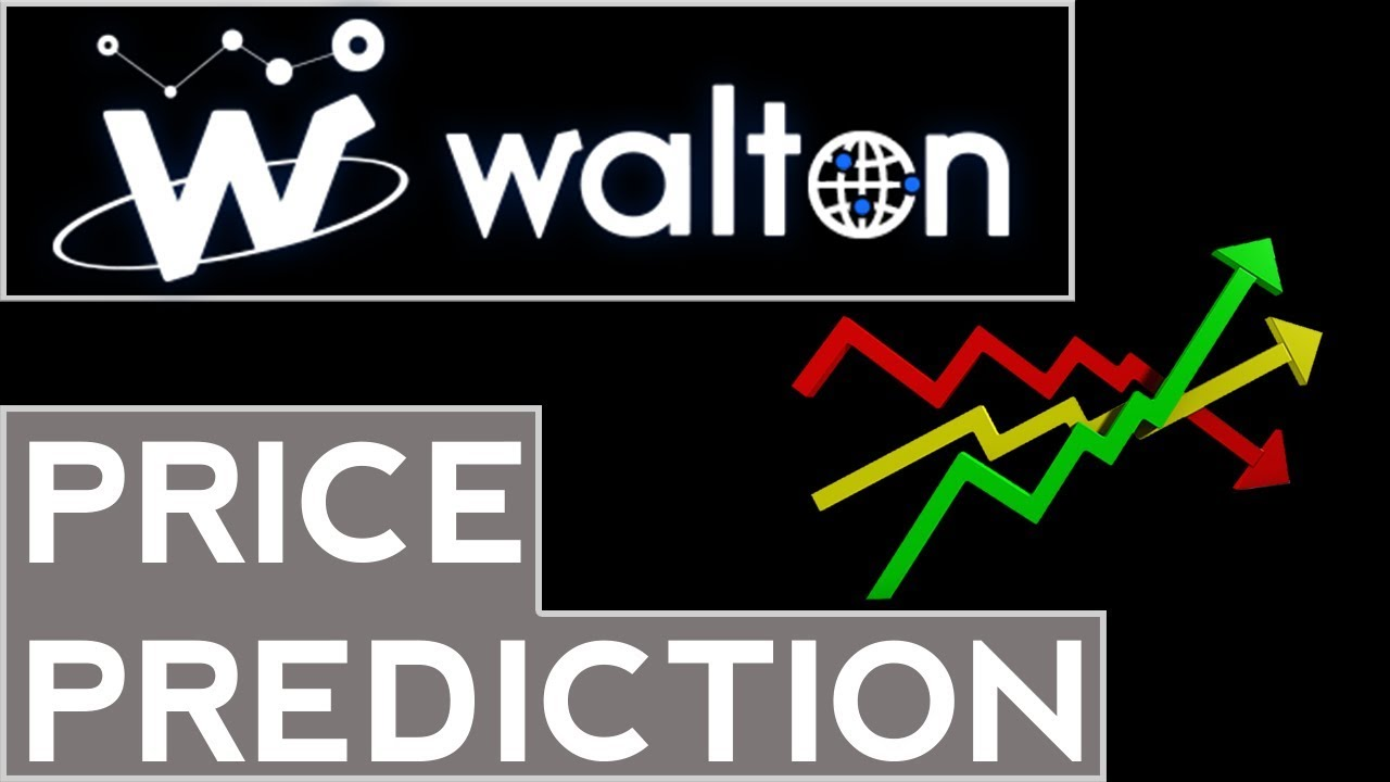 walton cryptocurrency price