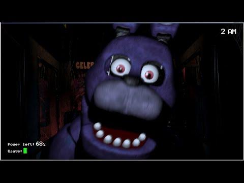 Animatronic nightmares five nights at freddy s youtube