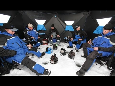 Best ice shelter | How to Pick Best Ice Fishing Shelters 2017