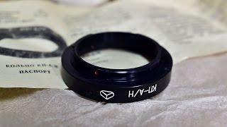 КП-А/Н перехідник КП-А/Н, нескінченність фокусування - ручні об'єктиви на Nikon DSLR тіла - Фото