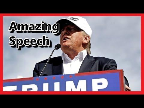 Donald Trump Rally Burlington FULL Flynn Center Vermont Thursday January 7 2016 HD ✔